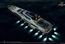 Yachts / by William Towne