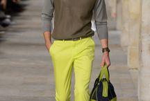 men fashion / by Moila J