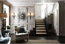 home & garden- foyers, staircases, ect. / by Blass Hollingsworth