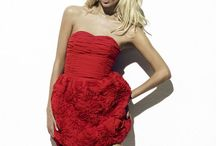 Bridesmaids Dress Colour Scheme / by Doris Smith