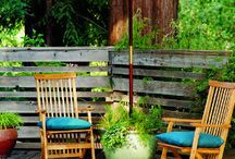 Outdoor Spaces and Gardening / by Kimberly Wunderlich