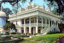 Old Homes I Love / The ones I have visited. / by Jennifer C.