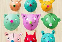 Kids Crafts / by Rebeca Gambino