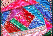 Crazy Quilts / by Melissa Dunworth