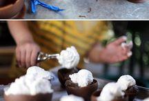 Creative food & drink ideas / by Alondrea Bishop