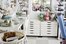 Studio/Craft Spaces / by Claudia Hill-Sparks