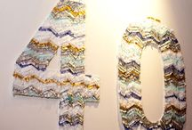 WEDDINGS + PARTIES  / Decor ideas for wedding and parties.  / by Tonia Lee