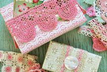 Gift Wrap Ideas / by Ann Hicks