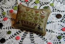 Stitching Treasures / by Karen Wells
