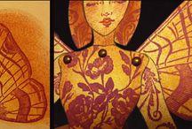 Paper - Dolls / by Retta Book