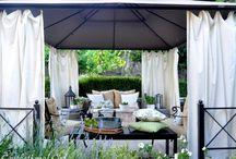 Make your backyard an Oasis / by Karen Gamble (CiCi & Ryann Girls Clothing)