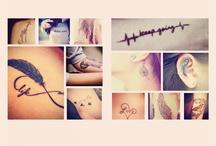 Tatts&pierc' / by Nissi Dch