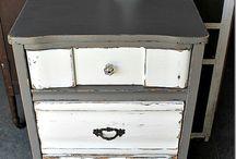 Furniture redos  / by Heather Gibbs Bonner