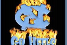 UNC TARHEELS~~~GO HEELS! / by Sonya Carpenter