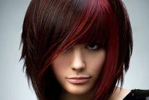 Hairstyles / by Imelda Kelly