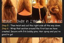 Prom Hair / by Bridget Celeste