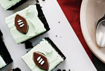 Recipes w/Football design! / by Julie Lewis