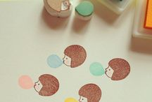 Sew & DIY | Stamps / by Riet |