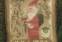 Christmas Cross Stitch / by Kristi Rein