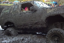 Muddy Trucks / Photos and videos of muddy pickup trucks, muddy wheels  and muddy mud will fill this board.  / by RealTruck.Com
