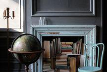 Inspiring Rooms, Fireplaces / by Kristen Reifsteck