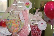 Kids party ideas / by Nichola Chambers