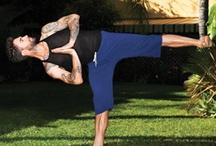 Yoga / by Christy Newsome
