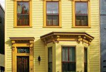 Victorian Exterior Design. / by Lesley Quesada