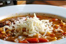 Soup / by Lori Lovell Kohn