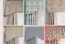 Window Treatments / by Katharine Turner