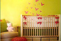 Boy baby nursery / by Ashlie Mccormac