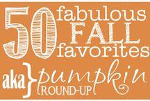 Fall Favorites / by Amanda Waters