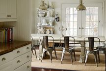 Kitchen/ dining  / by Mary Laster