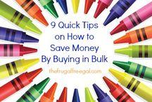 Saving Tips / by UT Tyler Student Money Management