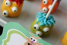 Monster Party for Connors 2nd Bday / by Emily Meyette-Romack