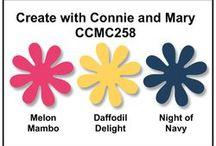 Color Combos / My favorite Color Combinations.  Stampin' Up! colors of course!  The coordinating cardstocks, inks, designer papers, ribbon, buttons and more can be purchased at www.kwstamps.stampinup.net  / by Kim Wilson, Stampin' Up! Demonstrator
