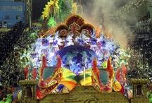 CARNAVAL 2013 DO RIO DE JANEIRO / by Tania Mara