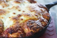 Savory Bread and Pizza / by Jodi Morgan Tabor