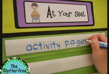 Teaching Ideas / by Andrea Taheri