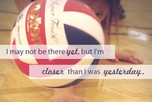 Volleyball is life / by Lily Boyce