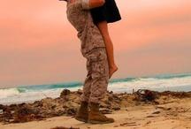 military love ♡ / by Desiree Nicole