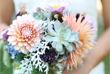 In Season Florals: Fall / The best way to save money and fossil fuels? Choose in-season, local flowers. / by I Do Foundation