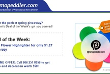 Products on Sale / by Promopeddler Promotional Products