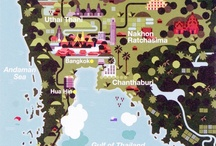 Map / by Betty Letourneur