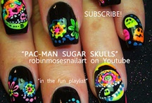 Nail designs that are cool / More nails / by Daphne Sena