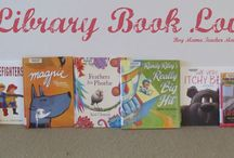 Books are Friends / by Heather Clark