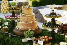 Dessert and Candy Bar / by Wedding Elegance by Nahid