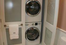 Ideas for Redoing my Laundry-Closet / by Emma Healy