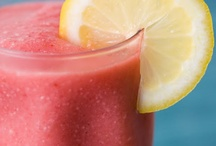 Drink Recipes / by Anita Kimball-Scheve