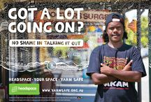 Yarn Safe / Youth-led campaign for Aboriginal and Torres Strait Islander young people / by headspace Australia